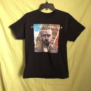 Justin Timberlake Tour T-shirt